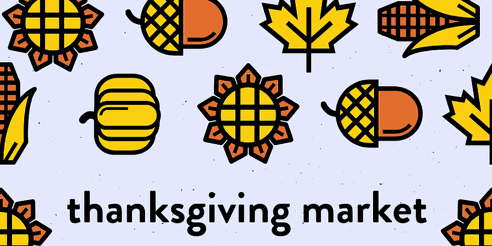 The Local | Thanksgiving Market