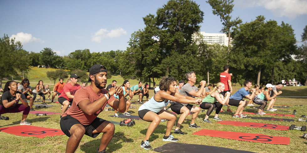 FREE Workout with Camp Gladiator