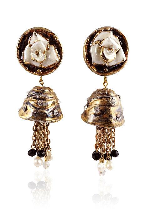 Layla Rose Statement Earrings