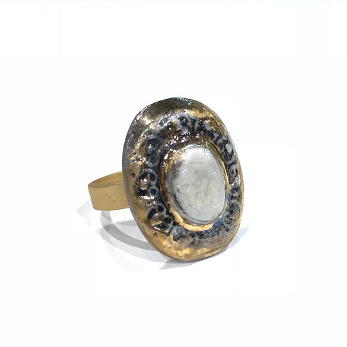 Layla Oval Ring