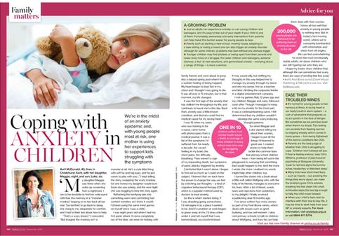 Prima Magazine UK Article