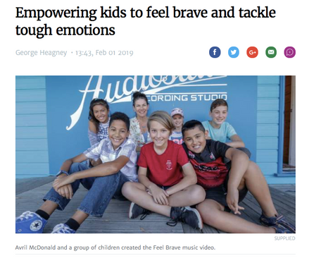 Empowering Kids to feel brave