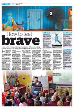 NZ Sunday Star Times Interview