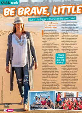 Article in 'Take 5' Magazine Australia