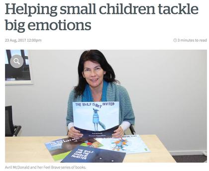 NZ Herald Interview