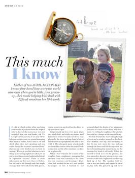 Little Treasures Magazine NZ Article