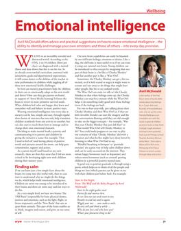 EYE Magazine UK Article
