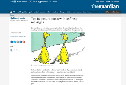 The Guardian UK Article