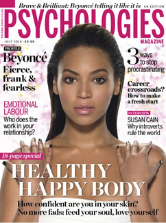Psychologies Magazine Interview