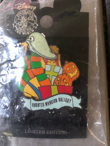Nightmare before Christmas Haunted Mansion Holiday LE Pin