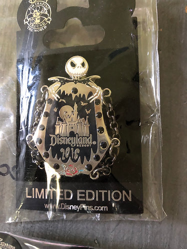 Nightmare before Christmas 2016 Jack Pin LE 2000