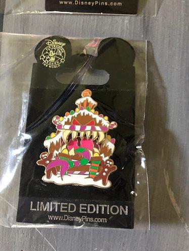 Nightmare before Christmas Holiday Pin