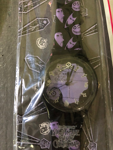 Nightmare before Christmas Sega Prize Watch 1999