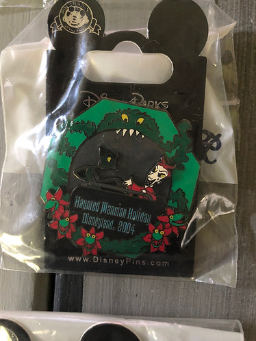 Nightmare before Christmas Lock/Wreath Haunted Mansion 2004 LE