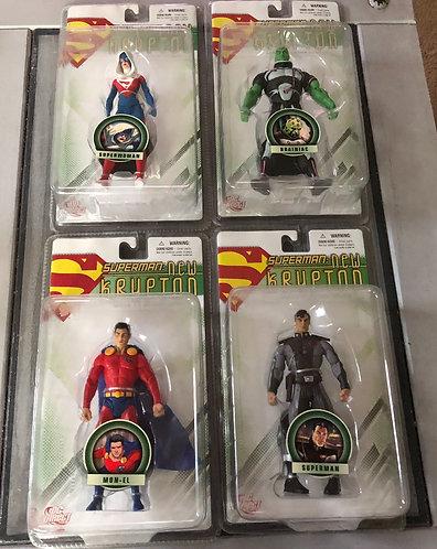 DC Direct Superman New Krypton Series 1 Set