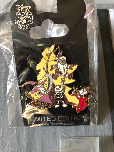 Nightmare before Christmas LSB Pin LE 250