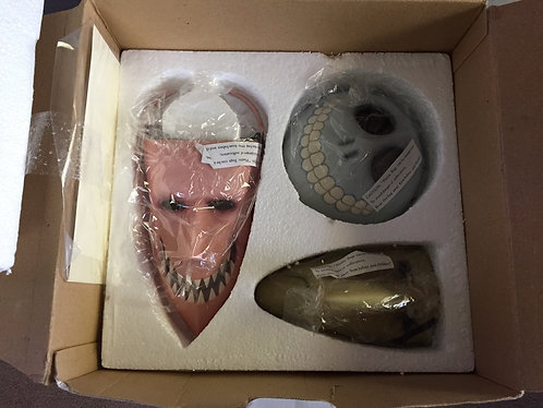 Rare Large Masks Nightmare before Christmas Lock, Shock and Barrell