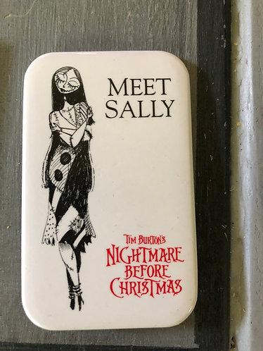 1993 Sally Nightmare before Christmas Theatre Pin