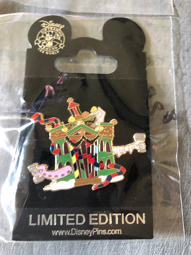 Nightmare before Christmas Haunted Mansion Pin