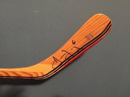 Jaromir Jagr Signed Hockey Stick