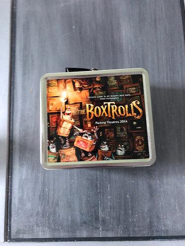 Laika Boxtrolls Lunchbox with T-Shirt Promo