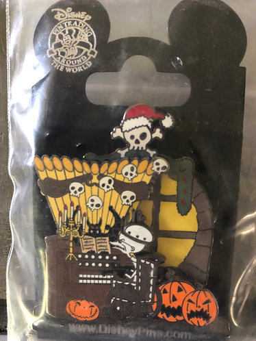 Nightmare before Christmas Scientist Pin LE