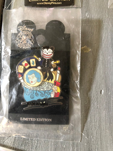 Nightmare before Christmas Evil Teddy Haunted Mansion LE Pin