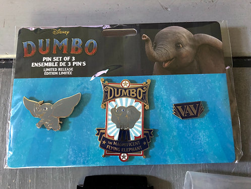 2019 Dumbo Limited Release Pin Set