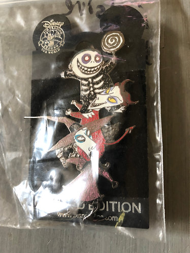 Nightmare before Christmas LSB LE Pin Exclusive