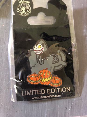 Nightmare before Christmas Evil Teddy Pin