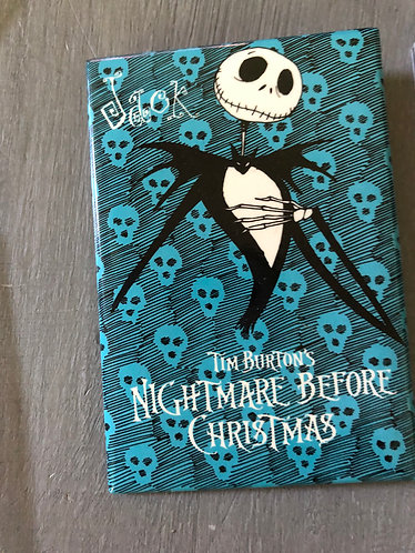 Nightmare before Christmas Jack Theatre Pin 1993