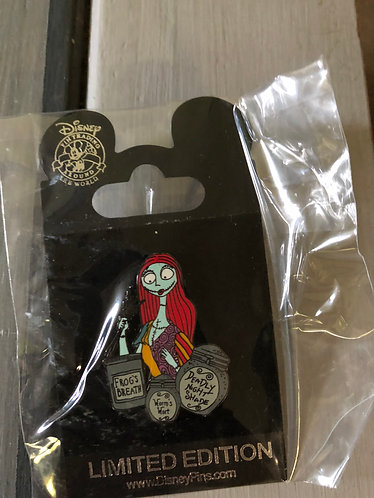 Nightmare before Christmas Sally Pin