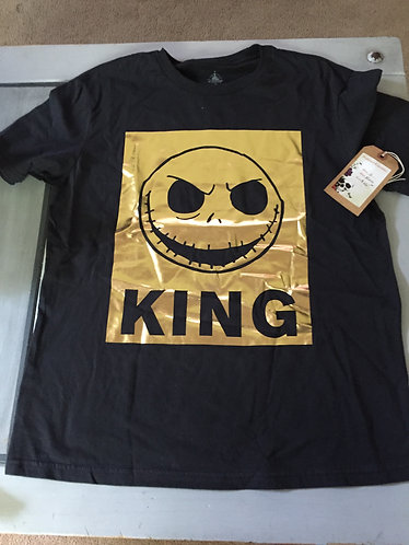 2018 Disney Store Mens Jack King shirt