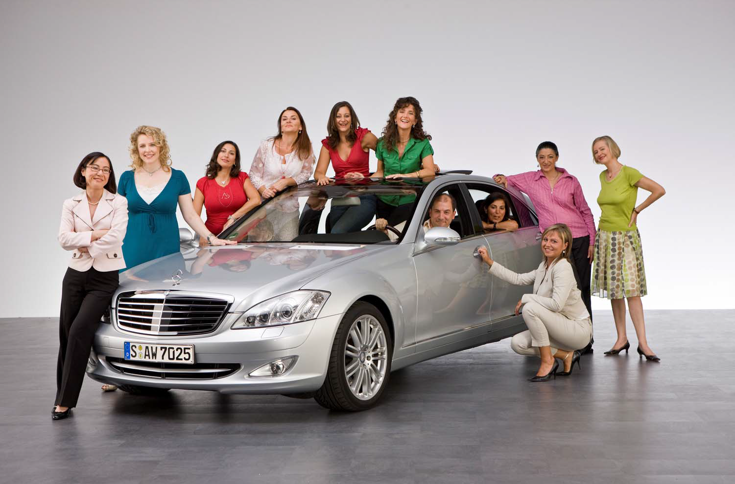 Voices of The S-Class
