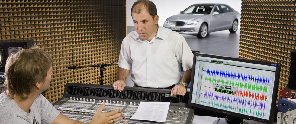 Voice-operated control technology
