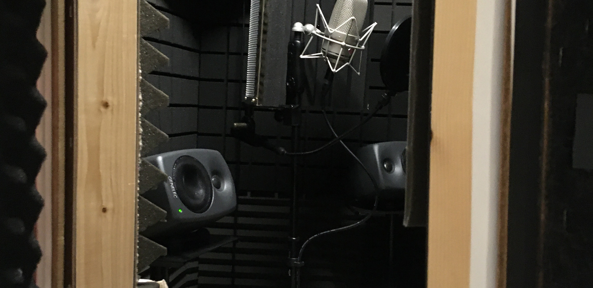 Vocal Booth Isolation