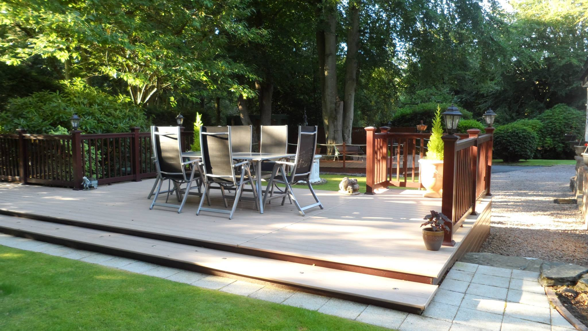 Decking Composite Aberdeen