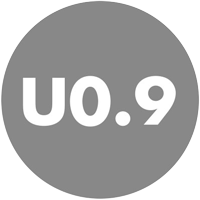 U-values as low as 0.9