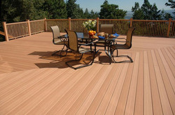 composite decking ellon