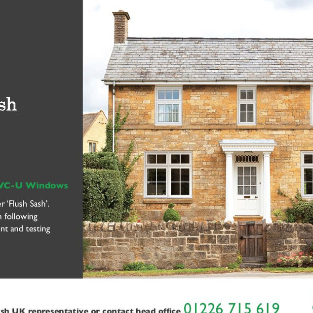 Sash Georgian PVC-U Windows Brochure