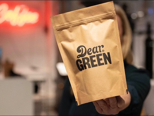 Dear Green offering FREE Coffee to Frontline Workers