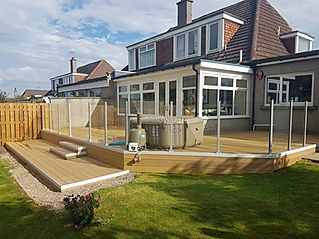 Decking Ellon