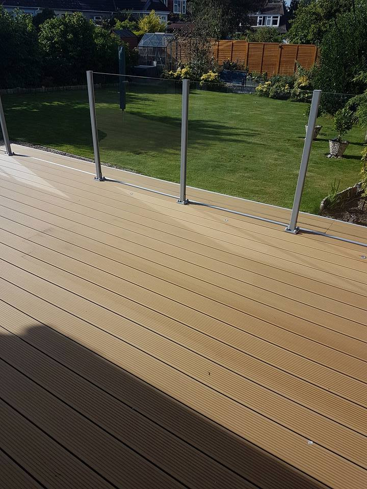 Ellon Decking