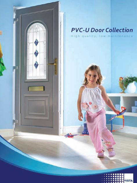 Vista Panel Door Collection Brochure