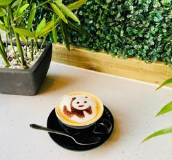 The Key Coffee Art