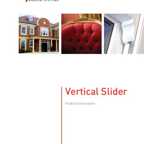 Spectus Vertical Slider Brochure