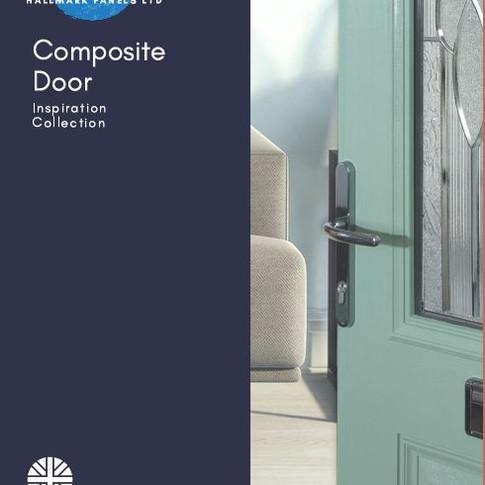Composite Door Inspirational Door Collection Brochure