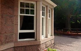 uPVC Sash and Case Windows