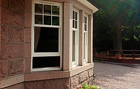 uPVC Sash and Case Windows