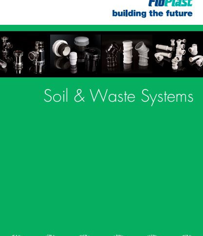FloPlast Soil and Waste Systems